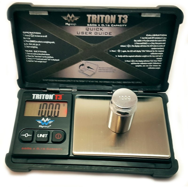 MyWeigh Triton T3 do 660g / 0,1g