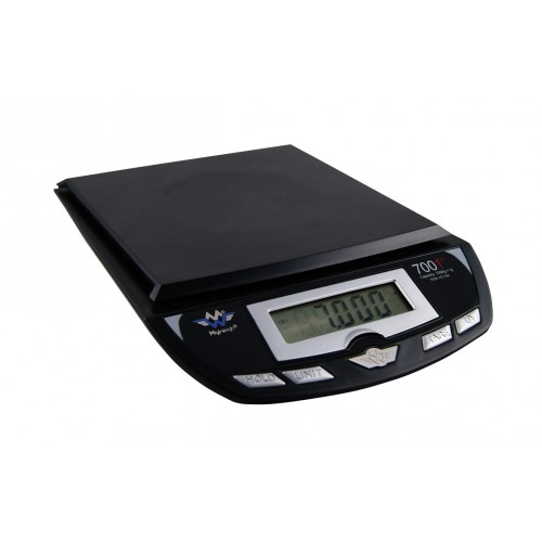 MyWeigh 7001DX Čierna do 7kg / 1g